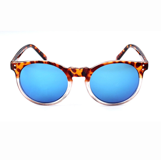 Okulary przeciwsłoneczne damskie okrągłe