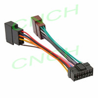 Sony 16 PIN ISO Car Stereo Replacement Radio Wiring Harness Lead CT21SO01