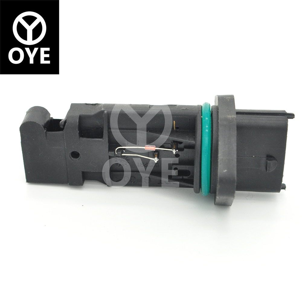 Mass air flow maf sensor for porsche 911 cabriolet targa boxster 2 5 2 7 s3 2