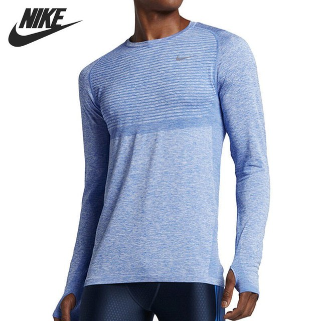 919c5314026b Original New Arrival NIKE Men s T-shirts shirt Long sleeve Sportswear