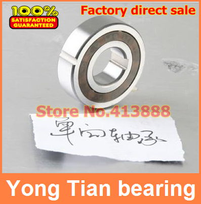 CSK10 CSK10PP one way clutch bearing, one way direction ball bearing, clutch backstop, with keyway clutch backstop key
