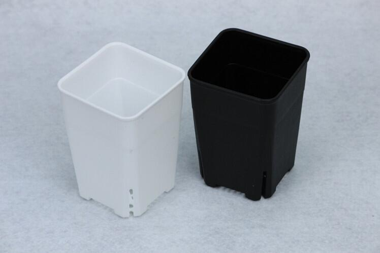Landscape Plastic Thickness : Free shipping a type vientiane square pots thickness