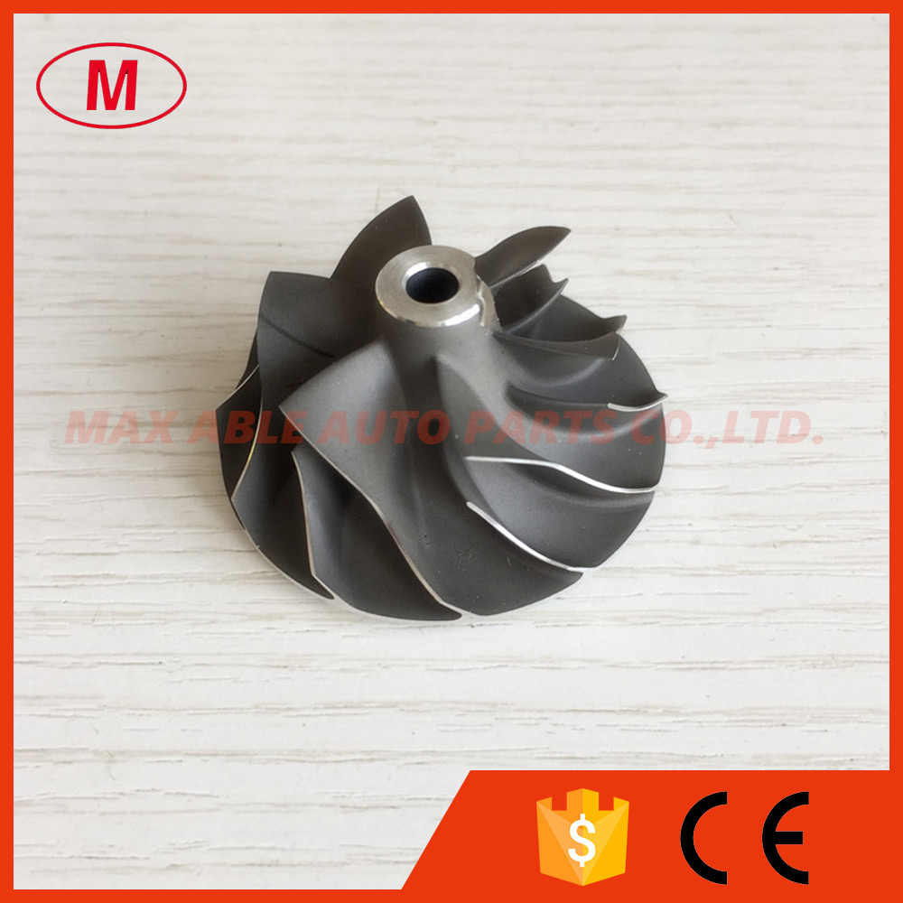 TF035 28200-42650, 49135-04300 Turbo turbocompresor rueda de compresor para H1 Starex 2.5L 2000-motor D4BH 2.5TD 99HP nuevo