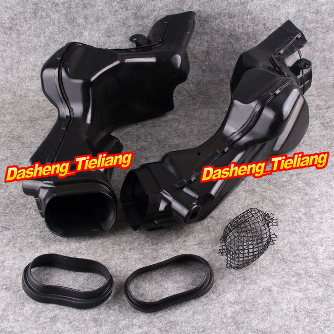 For Suzuki 2007-2008 GSXR1000 K7 Motorcycle Ram Air Intake Tube Duct Fairing Spare Parts and Accessories new motorcycle ram air intake tube duct for suzuki gsxr600 gsxr750 2006 2007 k6 abs plastic black