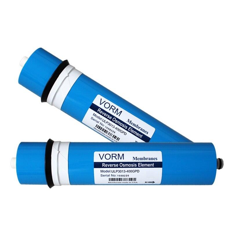 Aquarium filtre 400 gpd Membrane D'osmose Inverse ULP3013-400 Membrane Filtres À Eau Cartouches système ro Filtre À Membrane