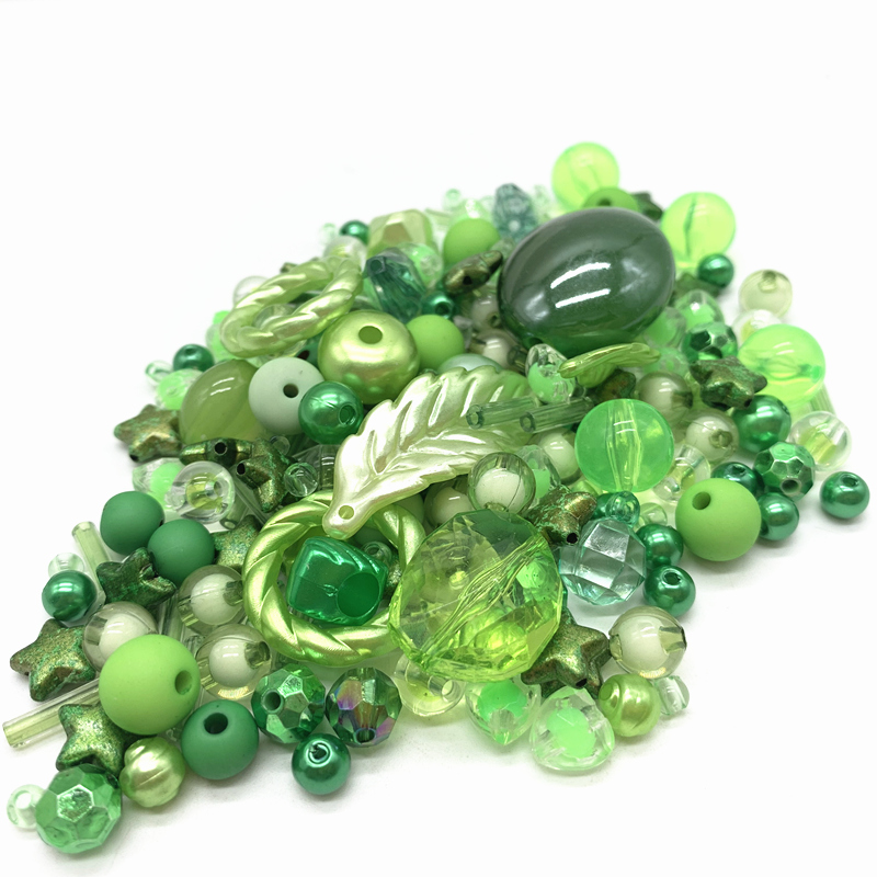 Wholesale New 20g Acrylic Beads Mixing Beads Style For DIY Handmade Bracelet Jewelry Making Accessories#14