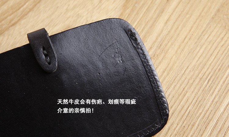 LAN Free Shipping mens leather credit card case bank card case credit Card Holder hot sale slim card case travel case