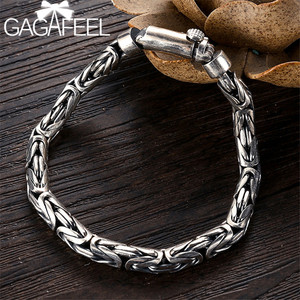GAGAFEEL 925 Sterling Silver J