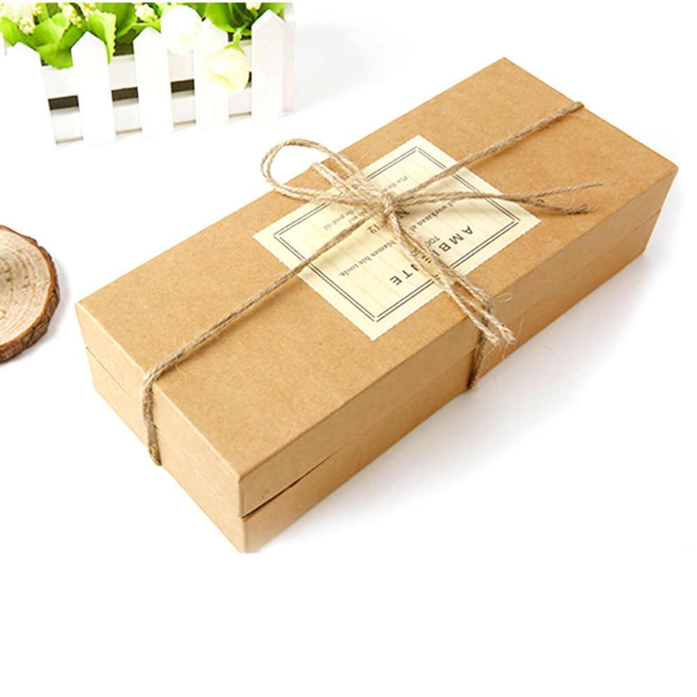 50 м цветной джутовый шпагат пеньковая веревка лента для упаковки художественных изделий DIY Подарочная коробка шнур Свадебные бирки украшения