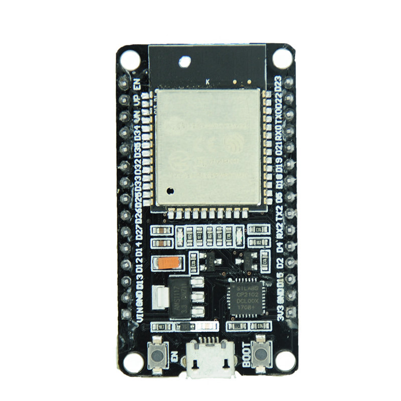 ESP32 ESP-32S ESP 32 ESP32S ESP-32 Development Board WiFi Bluetooth Ultra-Low Power Consumption Dual Cores Similar ESP8226 1pcs esp32 wemos esp 32 wifi modules bluetooth dual esp 32 esp 32s esp8266