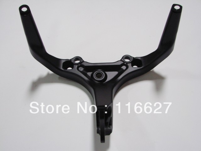 NEW UPPER FAIRING STAY BRACKET FOR Honda CBR 1000 RR 04-07 06 05 2004 2005 2006 2007 front nose upper fairing cowling headlight headlamp stay bracket for 2004 2005 2006 2007 honda cbr1000rr cbr 1000rr 1000 rr sc57
