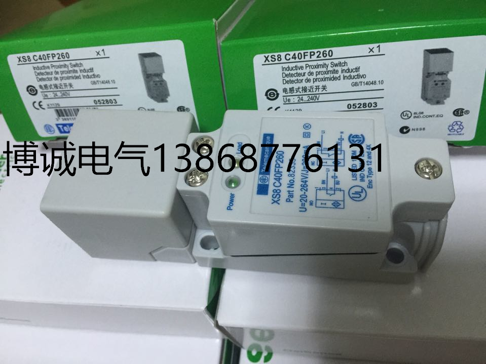 New original XS8-C40FP260  Warranty For Two Year new original xsd h607339 warranty for two year