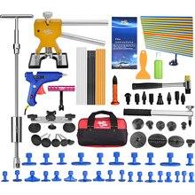 PDR инструменты вмятина удаления автомобиль вмятина ремонт набор инструментов Отражатель совета слайд-молоток клей вкладки грибов присоски для дент