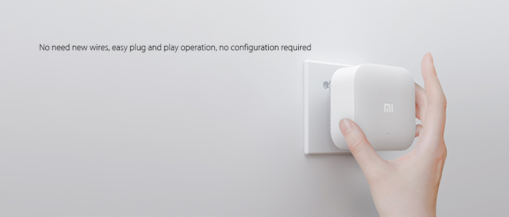 Original Xiaomi Wifi Repeater or 2.4G Wireless Range Extender Router  Electric Power with Access Point 300MPS and Signal Amplifier 18