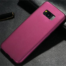 2018 X-Level New TPU Phone Case For Samsung Galaxy S8 S9 S10 Plus Ultra thin Protective Back Cover For Samsung Galaxy S8 S10E S9(China)