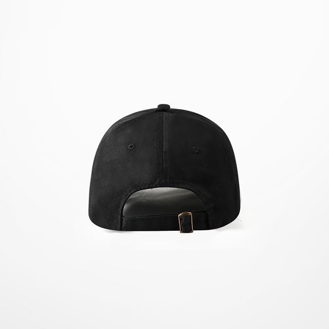 Khaki Black Purple Hat For Men And Women Retro Skateboard Hip Hop Cap Korean Fashion Punk Rock Dance Baseball Cap Men