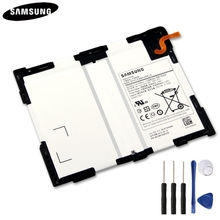 100% Original Battery EB-BT595ABE For Samsung Galaxy Tab A2 10.5 SM-T590 T595 Authentic Tablet 7300mAh