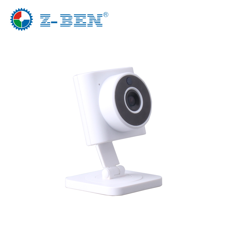 New Arrival ZBEN Wireless Wifi Baby Monitor Camera Z-BEN 720P HD IP Camera CCTV Cam IR Cut 2 Way Audio Motion Detection Alarm