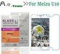 Aierwill Передняя Взрывозащищенный 9н 9 d Закаленное Стекло Пленка для Meizu U10 U10 HD Ясный Протектор Экрана для Meizu смартфон Случаях