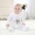 Menino Romper do bebê Meninas Macacão Crianças Roupas de Inverno Recém-nascidos Trepadeira Conjunta Terno Do Corpo Do Bebê Do Algodão Dos Desenhos Animados Manga Longa Roupas