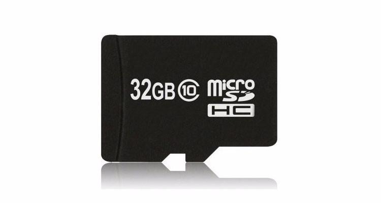 32g card