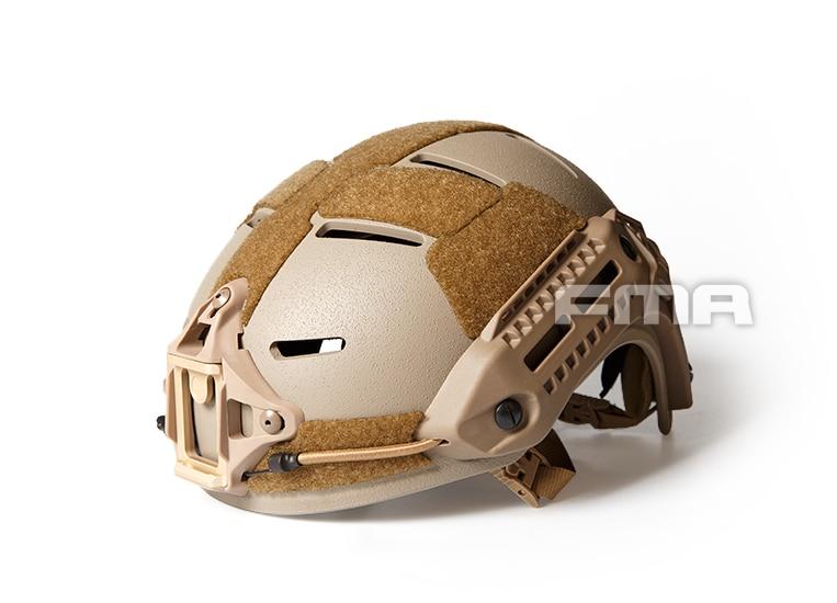 TB-FMA new MT helmet fifth generation mountaineering helmet TB1290 tb fma an peq 15 upgrade version led white light