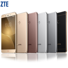 Original ZTE Nubia Z11 Mobile Phone 4GB RAM 64GB ROM 5.5 inch Quad Core 16.0MP 1920×1080 Snapdragon 820 Fingerprint NFC Android