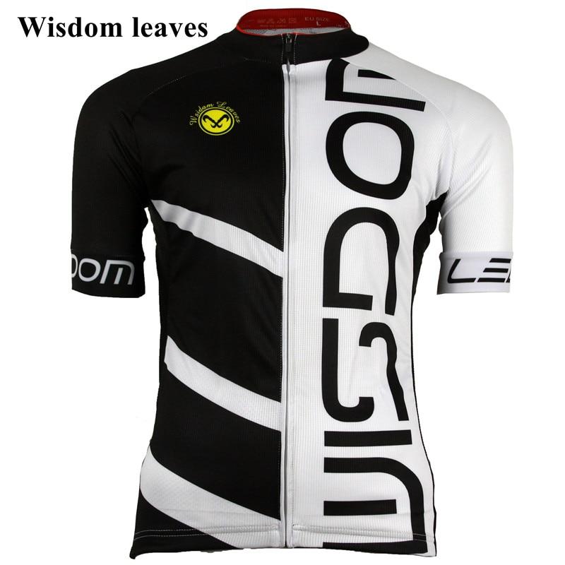Folhas de sabedoria 2019 t-shirtroupa roupa Dos Homens Do Esporte ciclismo jersey Mulheres bicicleta Equipe bicicleta roupas maillot ciclismo equipos