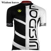 Wisdom leaves 2019 для мужчин Спорт Велоспорт Джерси t shirtroupa одежда для велоспорта для женщин Майо снаряжение для велоспорта команда велосипедный о