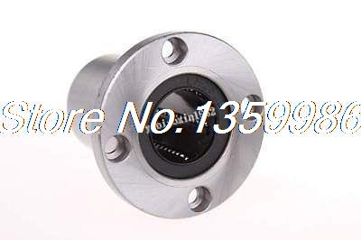 10pcs LMF25UU 25mm x 40mm x 59mm Linear Bushing Ball Bearing