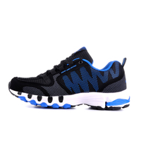 New Breathable Sport Shoes Big Size12 13 14 Mens Trainers Summer Men Shoes 2017 Men Sneakers Running Shoes for Men Round 18a