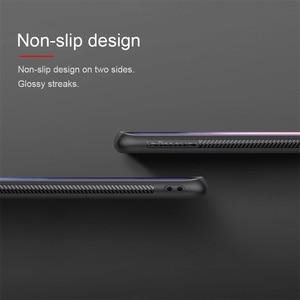 Image 3 - Voor Oneplus 7 Pro Case Oneplus 7 6T Cover Nillkin Geweven Nylon Fiber Case Dunne En Licht Terug Cover voor Een Plus 7 Pro Case