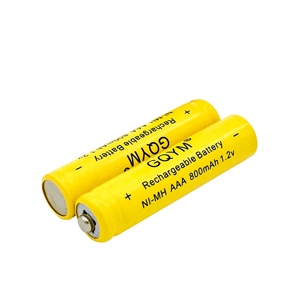 Cncool 12pcs AAA Ni-MH Rechargeable Battery 1.2V 7# Rechargeable 1800mAh 3A Neutral Battery Rechargeable battery