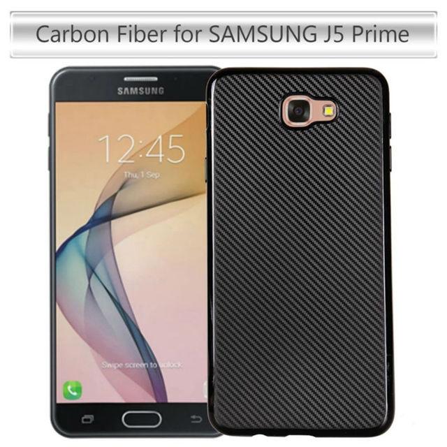 Cas Carbone De Silicone En Or Rose Pour Samsung Galaxy J5 (2017) a1jXssGIj