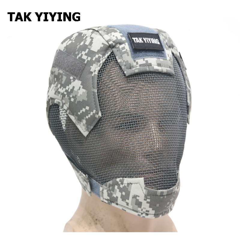 Cheap tactical full face mask
