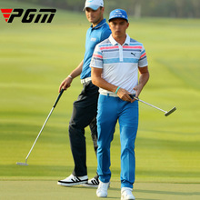 New high quality golf tousers Men sports pant full length for man breathable quick dry good elastic soft light navy green gray цены онлайн