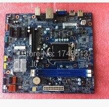 Free shipping 100% original motherboard for CIH61MI V1.1 DDR3 LGA1155 I3 I5 I7 H61desktop motherboard mainboard