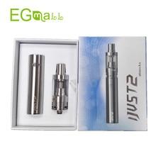 Electronic Cigarette Original iSmoka Eleaf iJust 2 kit with 30W-80W 2600mAh Battery 5.5ml 0.3ohm Sub ohm Tank E Hookah Vape