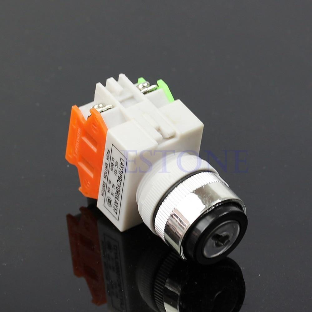 Computer-peripheriegeräte Begeistert Sicherheit Lock-taste Schalter Heavyduty Keyed Power Zündung Lay7-11y/2 Jade Weiß