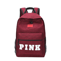 Book Bag School Backpacks For Teenage Girls,Laptop Kanken Bagpacks Hipster Chic Practical Black Pink Mochila Sac a dos Femme