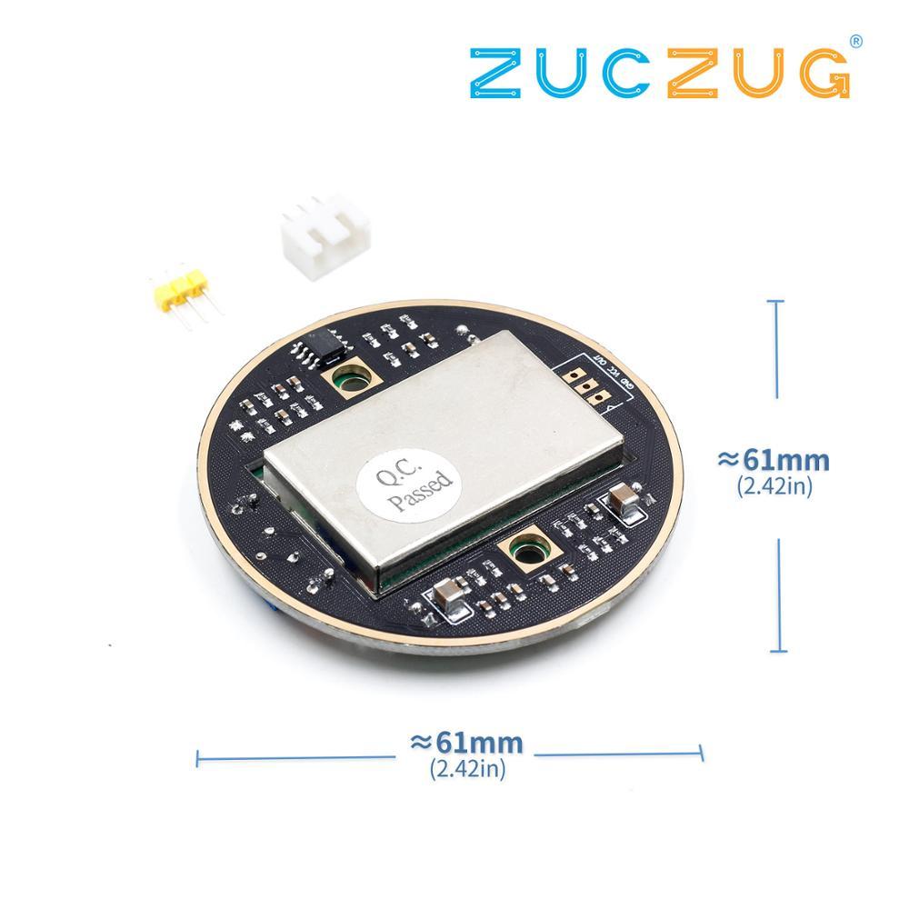 HB100 X 10.525GHz Microwave Sensor 2-16M Doppler Radar Human Body Induction Switch Module For Ardunio HB100X(China)