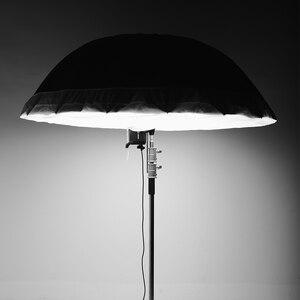 """Image 4 - スタジオ Photogrphy 60 """"150 センチメートル白黒反射照明ライト傘ディフューザーカバー (ディフューザーカバーのみ)"""