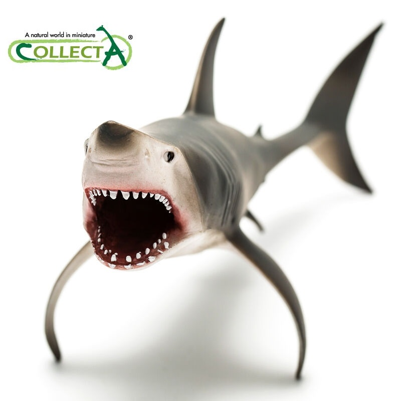 Cool Shark Toys : Aliexpress buy collecta great white shark jaws sea