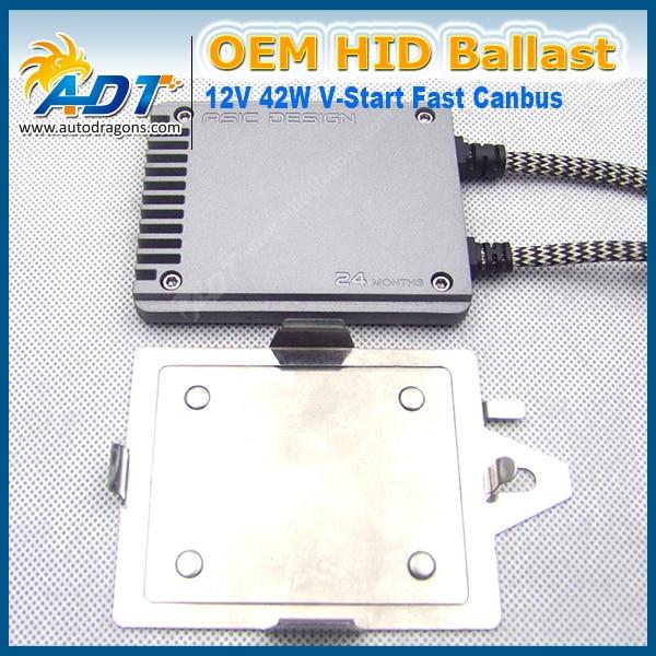 OEM Xenon HID Headlights Inverter Control OEM Ballast Igniter Igniter 42W For Ford Focus 2011 For Dodge Ram 2008/2009/2010/2015 new hid xenon d2s oem 33119 ta0 003 ballast for mitsubishi w3t19371 for rdx tl tsx 2006 2011