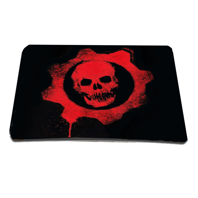 Red Skull Free Shiping Fashion Mouse Pad Anti-Slip Rubber Small Size Mousepad For Computer Notebook Mice Mat Office Gift