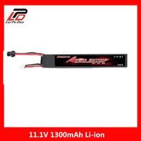 11.1v 1300mAh Gel ball gun for Warsong/jinming MKM2 lithium battery electric water gun modified nerfl accessories