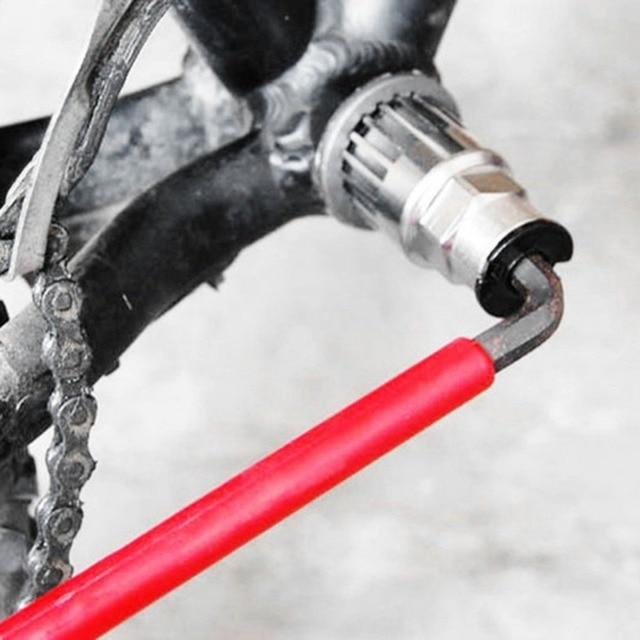 Велосипеды Кривошип Съемник Нижний Кронштейн с квадратным отверстием разделенный Нижний Кронштейн коленчатый набор демонтаж инструмент для ремонта велосипеда