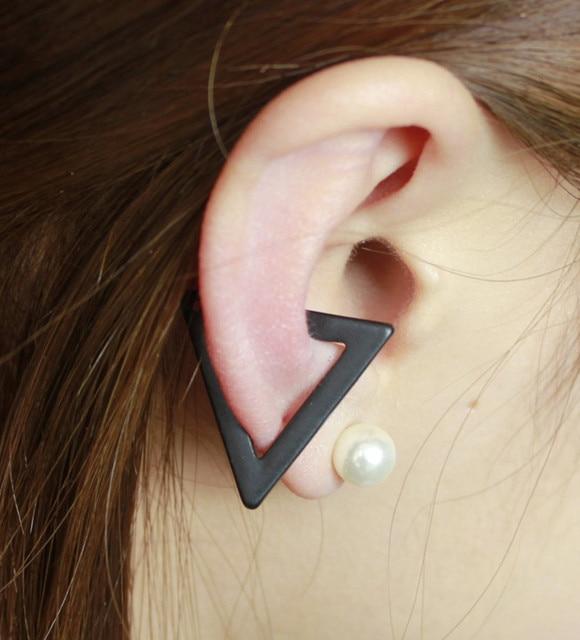 geometric ear cuff clip on earrings for women vintage jewelry aretes clip  earrings without piercing ear wrap brinco earcuffs 72e196811203