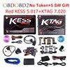 Newest KESS V5 017 V2 23 KTAG V7 020 V2 23 No Tokens Limit KESS 5