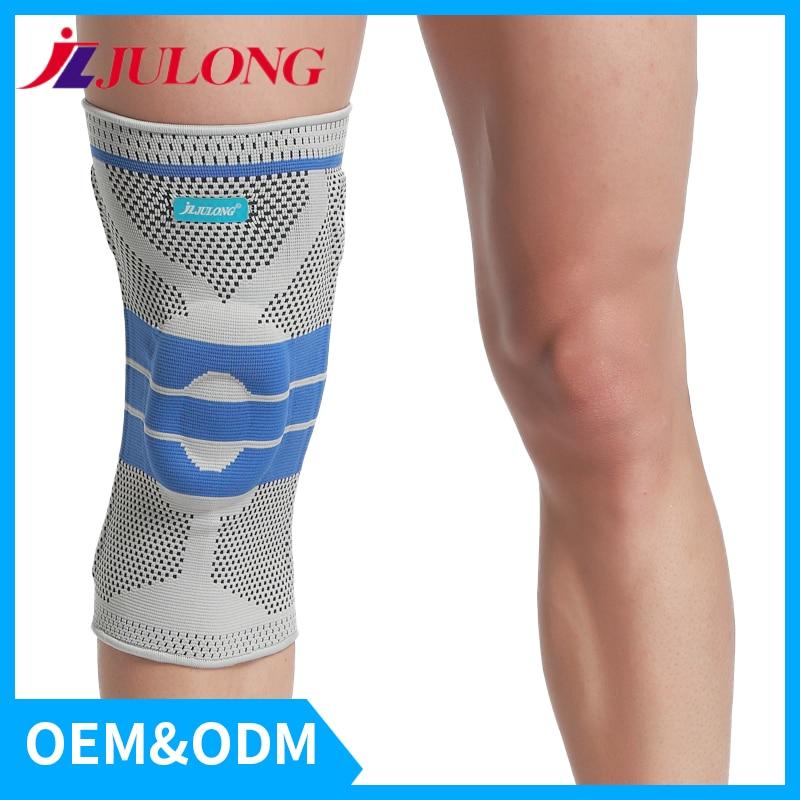 Jljulong Kneecap Knee Compression Sleeve Support For Running